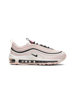 Nike Air Max 97 Soft Pink Black White Women S Shoe Hibbett