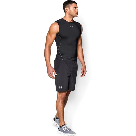 4d4e6043e Under Armour Men's HeatGear Sleeveless Tee - Main Container Image 2