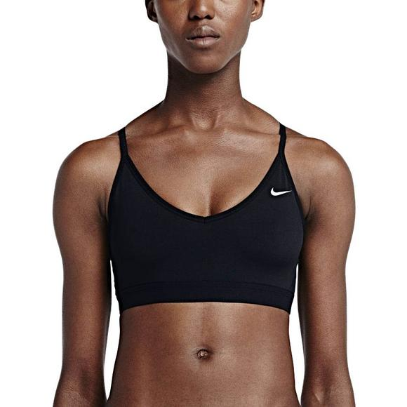 size 40 55bf0 6a19b Nike Women s Pro Indy Sports Bra-Black - Main Container Image 1