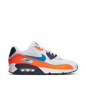 nike air max 90 mens white and orange