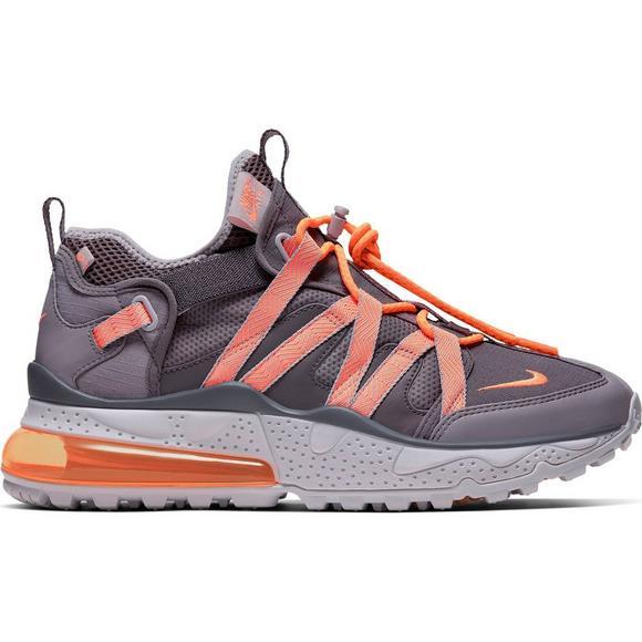 air max 1 thunder grey total orange