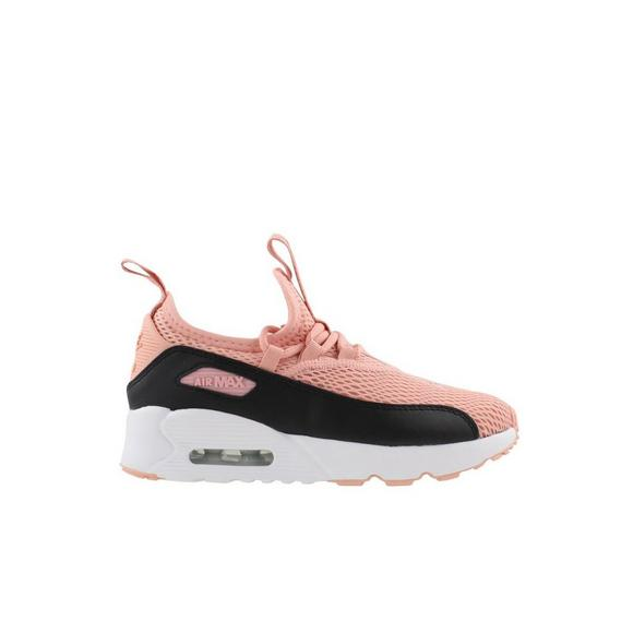 Black Nike Air Max 90 Ultra 2.0 Girls Lifestyle Shoes