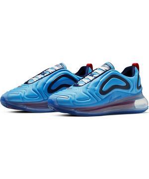 Nike Air Max 720 University Blue University Red Women S Shoes Hibbett City Gear