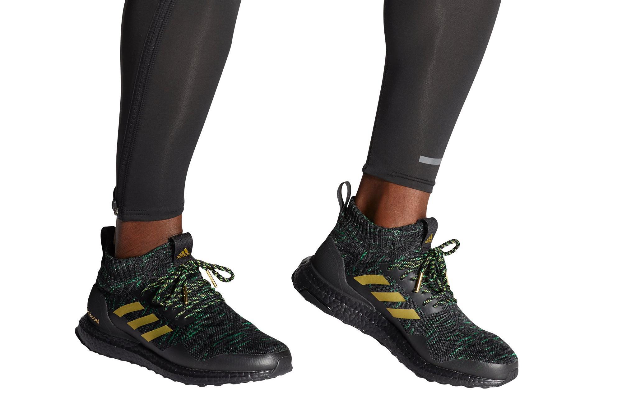 """Sneakers Release – adidas Ultraboost DNA X PE Mid """"Von Miller ..."""