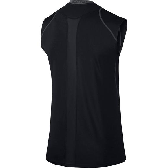 f4c79ae934914 Men s Nike Compression Fitted Dri-Fit Tank - Main Container Image 2
