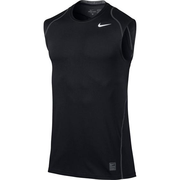 11aeebe29cf4f Men s Nike Compression Fitted Dri-Fit Tank - Main Container Image 1