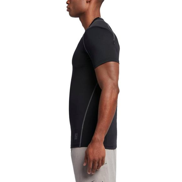 f6cec82682379 Nike Men s Pro Cool Fitted Short-Sleeve Shirt - Main Container Image 2
