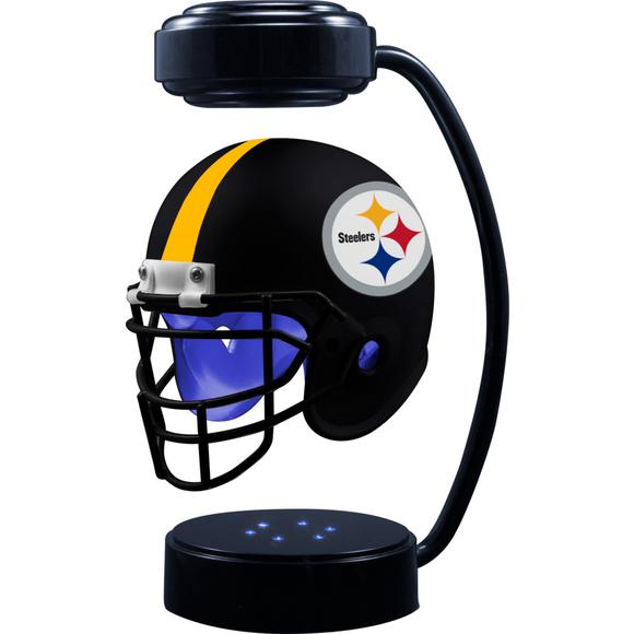 c68119804 Pegasus Sports Pittsburgh Steelers Hover Helmet - Main Container Image 1