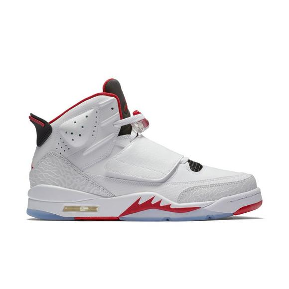 c752e3183a3 Jordan Son of Mars Fire Red Men's Shoe - Main Container Image 1