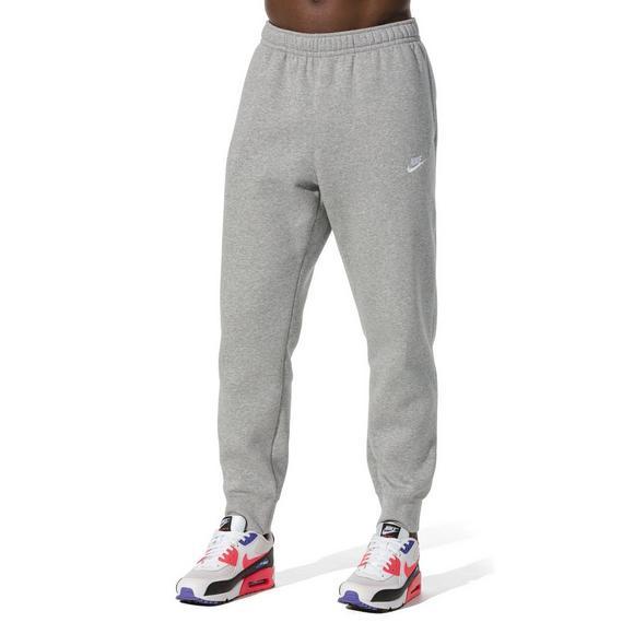 great deals classic fit amazing selection Nike Sportswear Club Fleece Men's Joggers-Grey