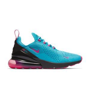 Blue Nike Air Max 270