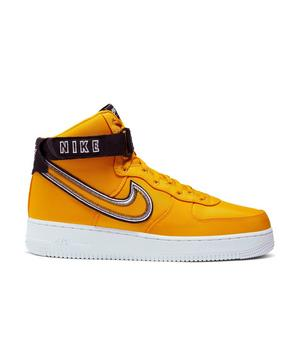 Nike Air Force 1 High 07 Lv8 University Gold Black White Men S
