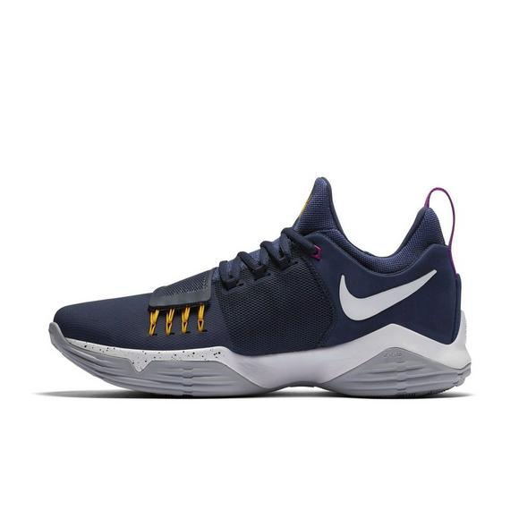 8a97c423928 Nike PG1 Obsidian Men s Basketball Shoe - Main Container Image 2