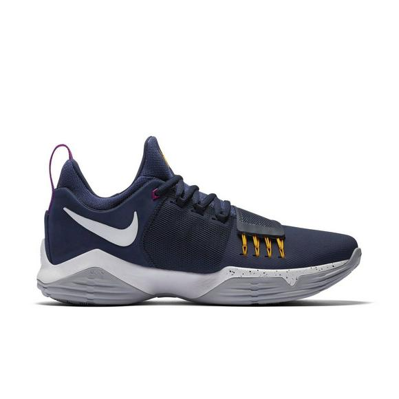 f691b4c2f47 Nike PG1 Obsidian Men s Basketball Shoe - Main Container Image 1