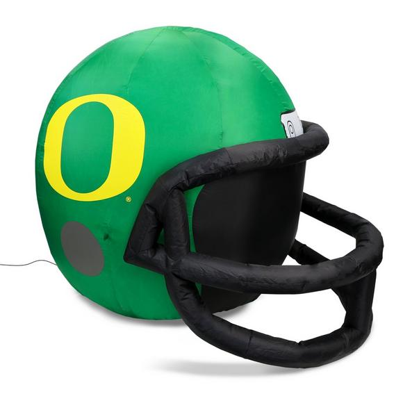 size 40 a1b90 ee18d Fabrique Oregon Ducks Inflatable Lawn Helmet