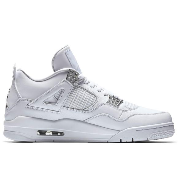save off 10e0b 3884c Jordan Retro 4