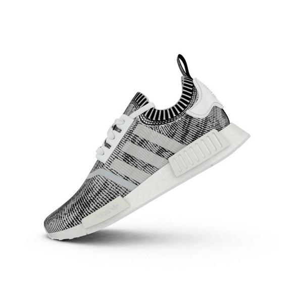 Adidas Originals NMD R1 Primeknit Trainers In Black BB 0679 Asos