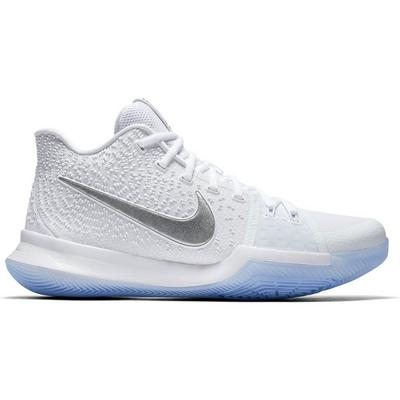 cheaper 3d952 589c2 ... coupon code for display product reviews for nike kyrie 3 white chrome  mens basketball shoe 5f3d5