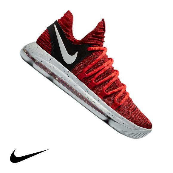 premium selection 7cd8b 3cfb5 nike kd 10 red velvet mens basketball shoe main container