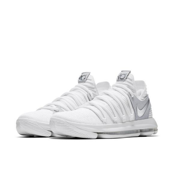 meet a2da7 1cf6c Nike KD 10 Men's Basketball Shoe - Hibbett   City Gear