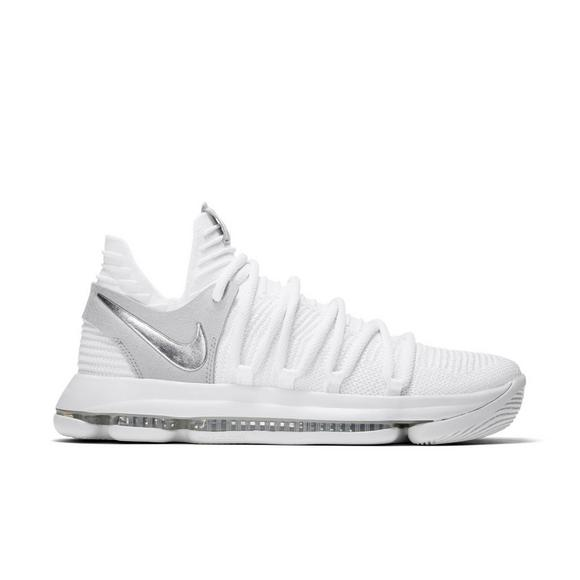 meet 9763a e23b4 Nike KD 10 Men's Basketball Shoe - Hibbett | City Gear