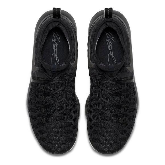 1d1924de2f9e Nike KD 9 Triple Black Men s Basketball Shoe - Main Container Image 2