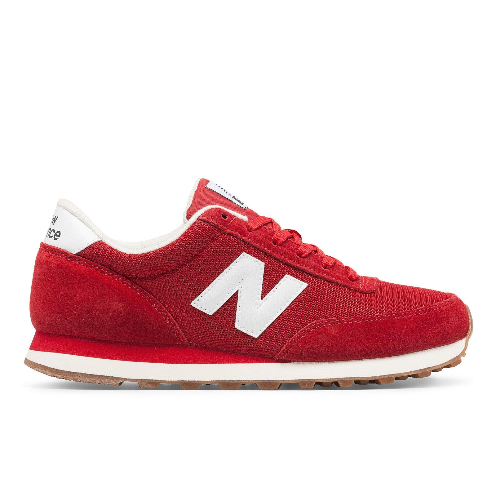 new balance trainers red