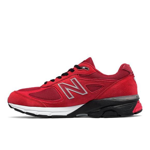 timeless design dbf66 0ab35 New Balance 990 v4 Men's Running Shoes - Hibbett | City Gear