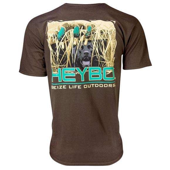 88bc11cb Heybo Men's Maggie In The Blind Short Sleeve T-Shirt - Main Container Image  2