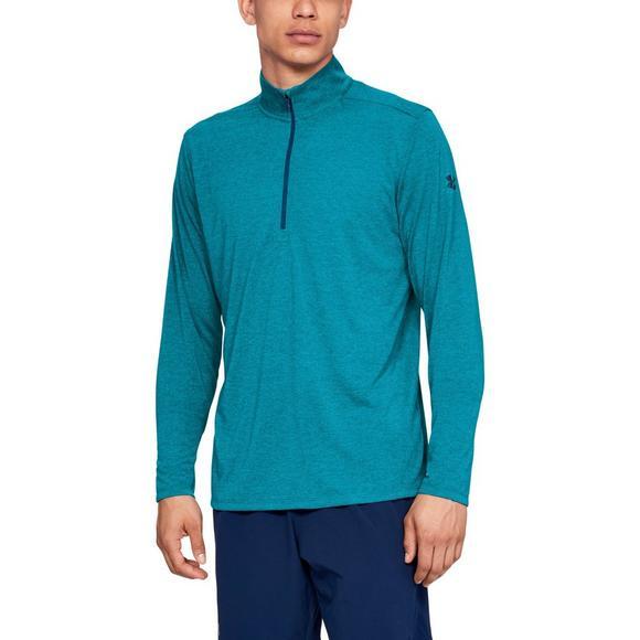 7a1d0aa0d0 Under Armour Men's Threadborne 1/2 Zip Long Sleeve Shirt - Hibbett US