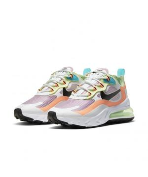 Nike Air Max 270 React Se Light Arctic Pink Orange Pulse Women S