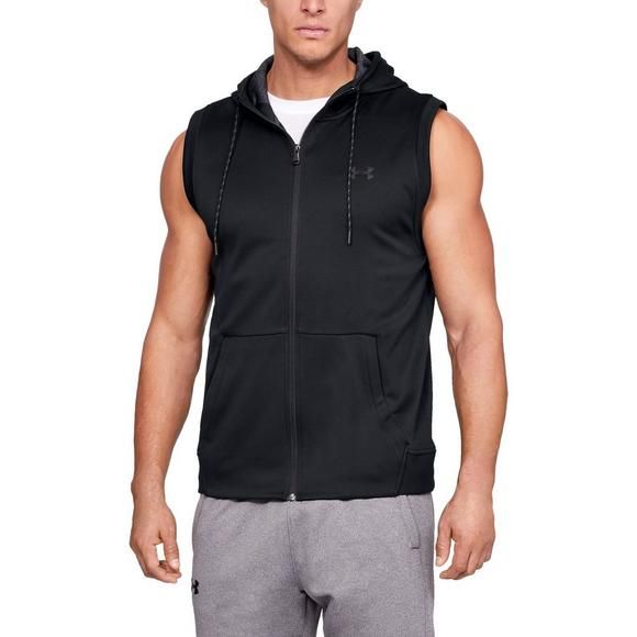 e6c4f6c1bba25 Under Armour Men s Sleeveless Hoodie - Main Container Image 1