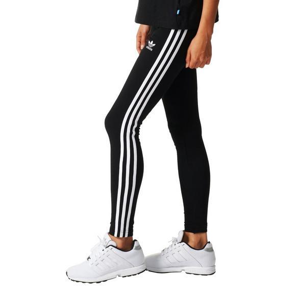 08adf2782f160 adidas Originals Women's 3-Stripes Leggings - Main Container Image 3