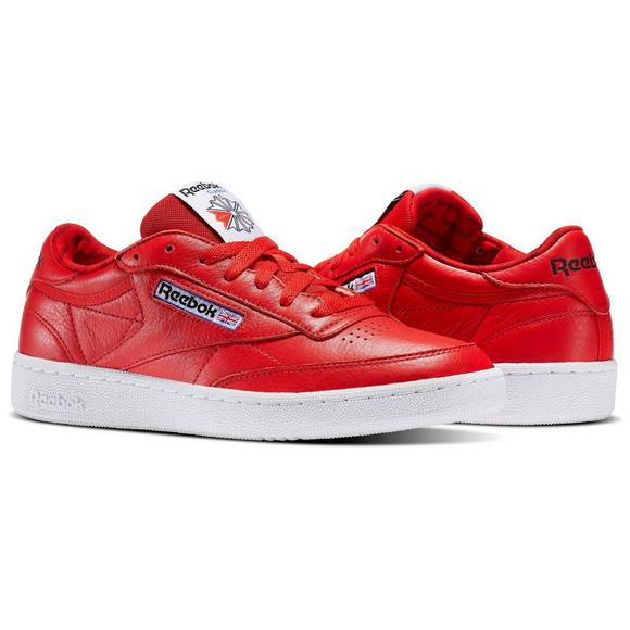 reebok red shoes