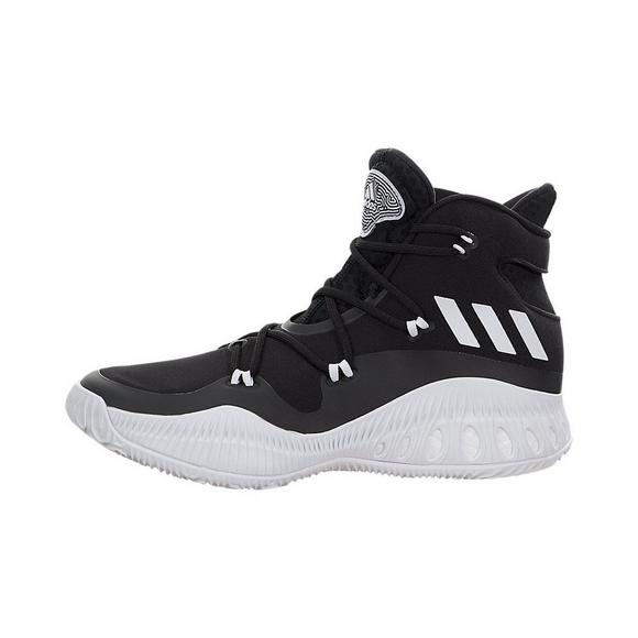low priced c45c0 500ff adidas Crazy Explosive Men s Basketball Shoe - Main Container Image 1