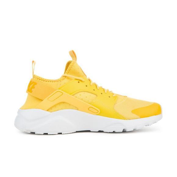 nike huarache ultra yellow