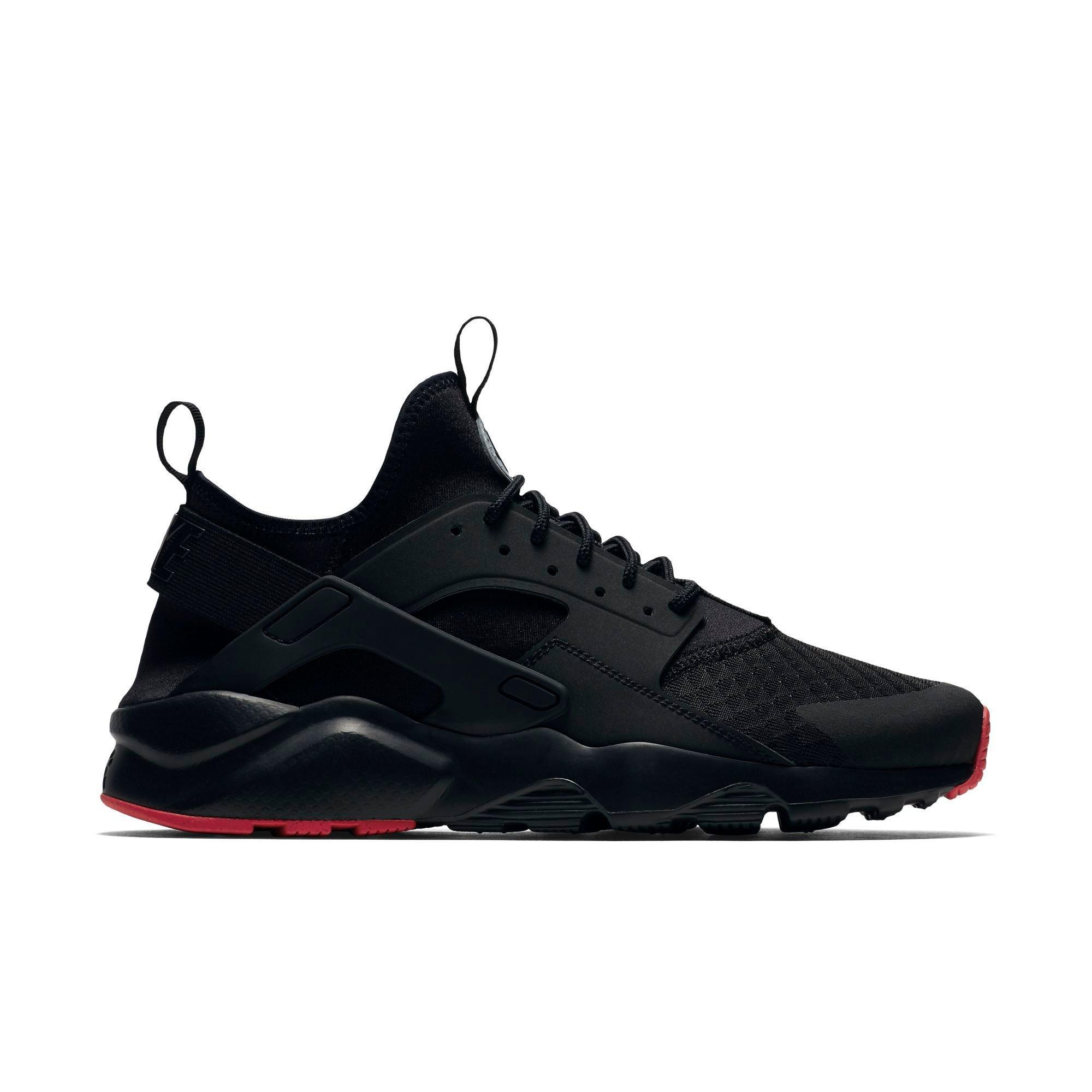 de6363b8ad795 nike air huarache black red   ventes flash