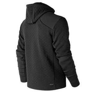 c8ff4a24fc31 New Balance Men s Heat Loft Full Zip Hooded Jacket