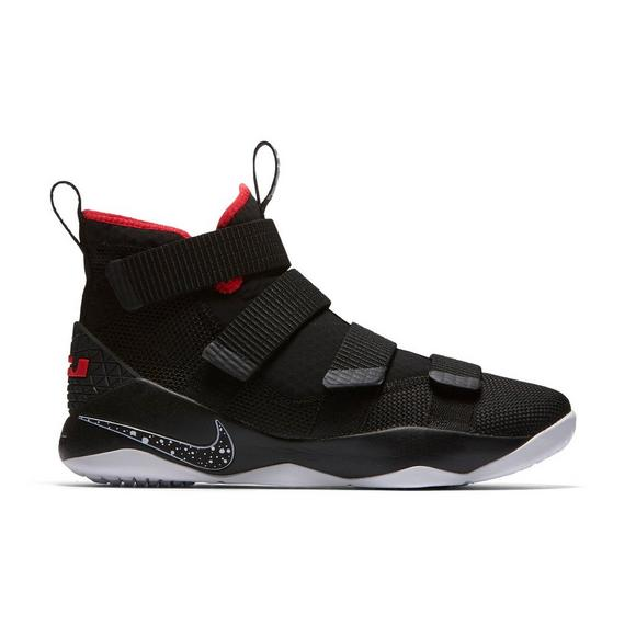 b894f66a18c6 Nike Lebron Soldier 11 Men s Basketball Shoe - Main Container Image 1
