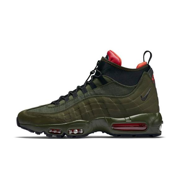 cba450783e7db Nike Air Max 95 Men's Casual sneakerboot - Main Container Image 2