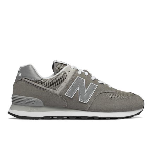Balance 574 New Grey Hibbett Men's Shoe Us v08Nnwm