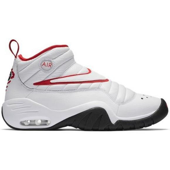 detailed look 38f51 dac98 Nike Air Shake NDESTRUKT Retro Men s Basketball Shoe - Main Container Image  1