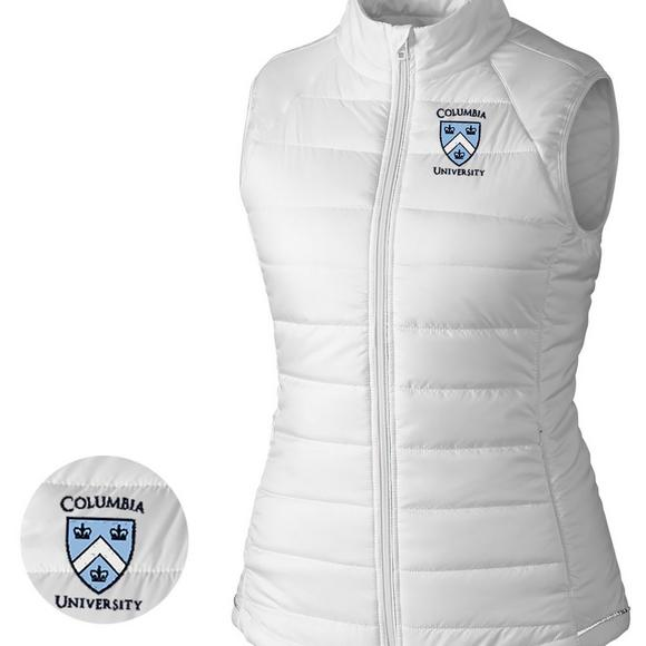 new arrival 5616f b70e4 Cutter & Buck Women's Columbia Lions Post Alley Vest