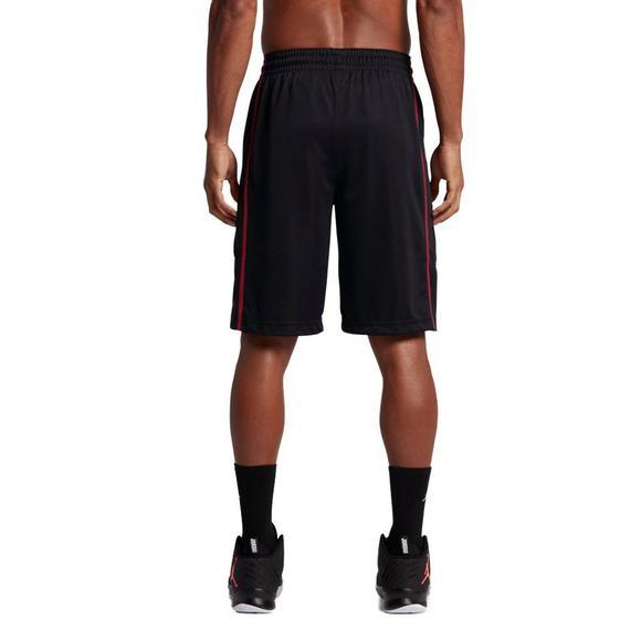 6c55946eabad Jordan Men s Double Crossover Basketball Shorts - Black - Main Container  Image 2