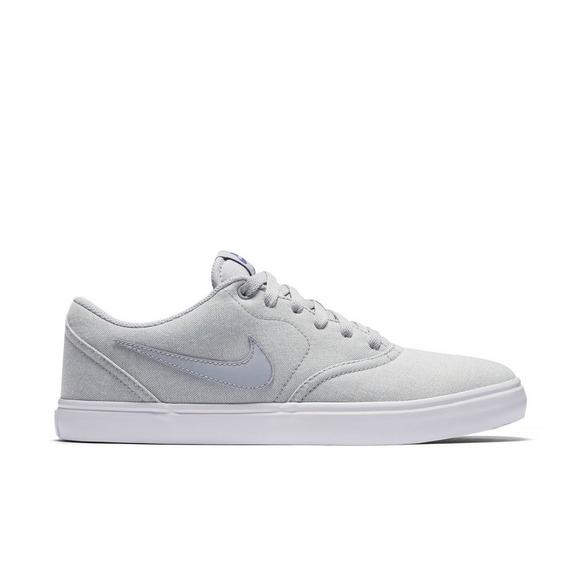 60a3b01a Nike SB Check Solarsoft Canvas Premium Men's Skate Shoe - Hibbett US