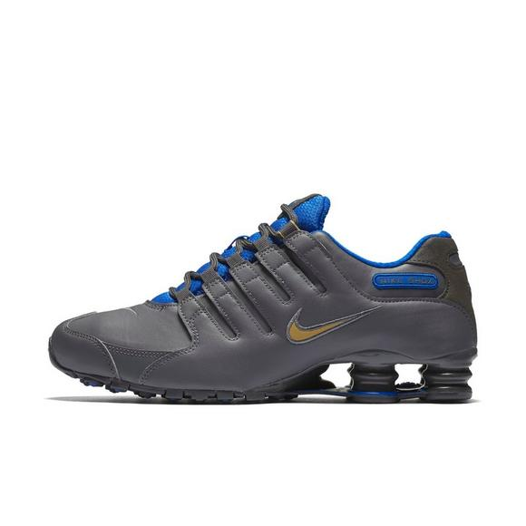 save off 0fa07 90581 Nike Shox NZ SE Men s Casual Shoes - Main Container Image 6