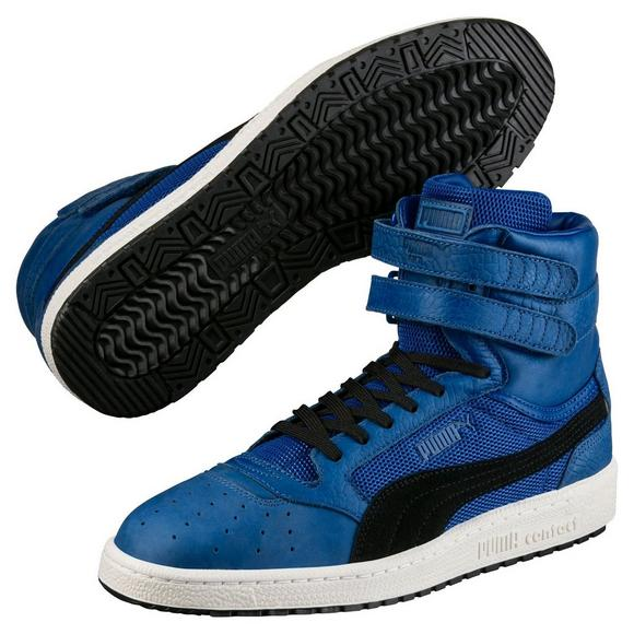 0a123c3a7bff Puma Sky II Hi Leather Men s Casual Shoes - Main Container Image 1