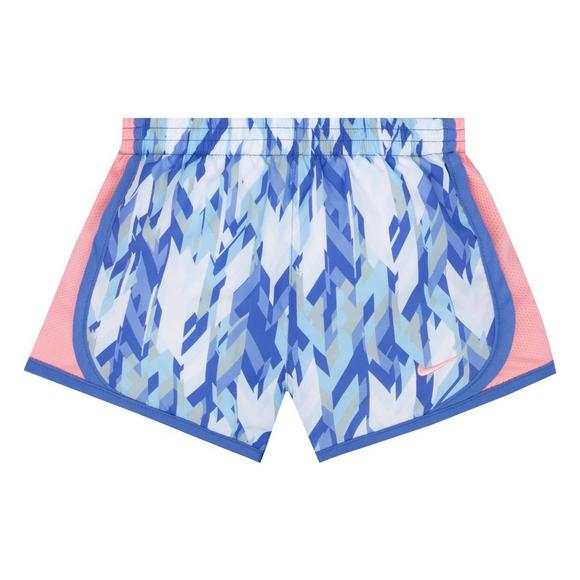 579e8c6716 Nike Little Girls' Dri-FIT Printed Tempo Shorts - Main Container Image 1