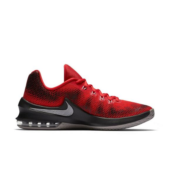 outlet store a01a1 316cf Nike Air Max Infuriate Low Men s Basketball Shoe - Main Container Image 1