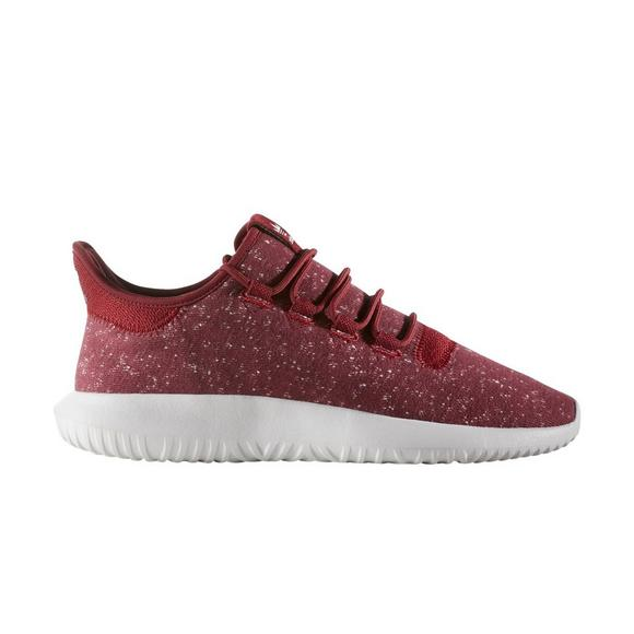 adidas tubulaire hommes chaussures tricot occasionnels ombre ombre ombre rouge nous hibbett fe4593
